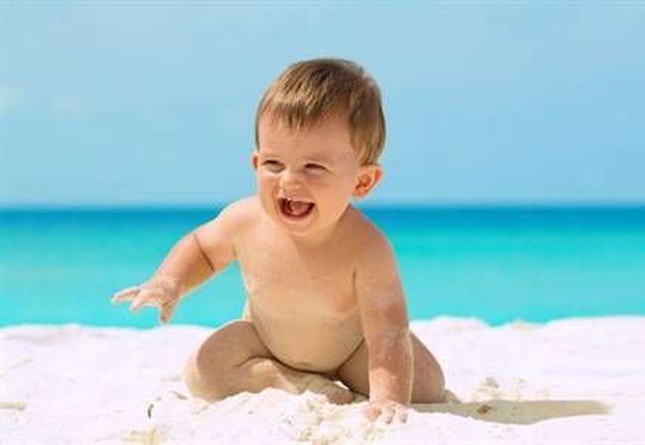 Al llegar a casa asegúrese de quitarle toda la arena del cuerpo para prevenir resequedad e irritación. (Contexto/Internet)