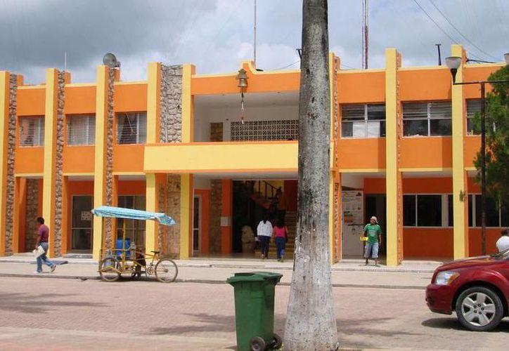 El área jurídica del Ayuntamiento de Felipe Carrillo Puerto no precisó cuántas cuentas fueron congeladas, ni los montos. (Redacción/SIPSE)