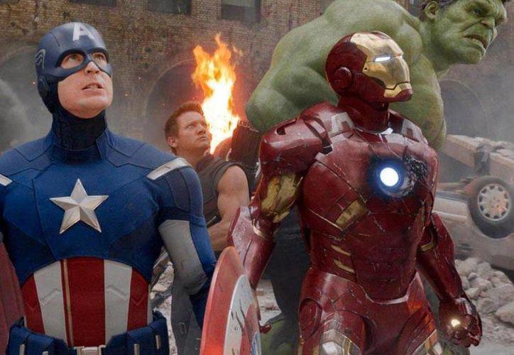 La serie de videojuegos de 'Los Vengadores' de Marvel será publicado a mediados del año 2018, según afirmó la compañía cineasta.(Marvel)