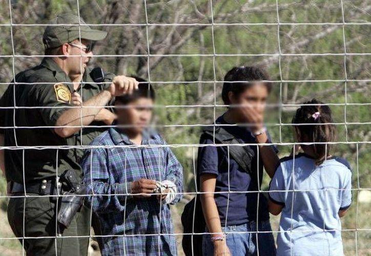 El gobierno de Nueva York indicó que unas 18 mil personas son traídas cada año a Estados Unidos como víctimas de traficantes. (Archivo/AP)
