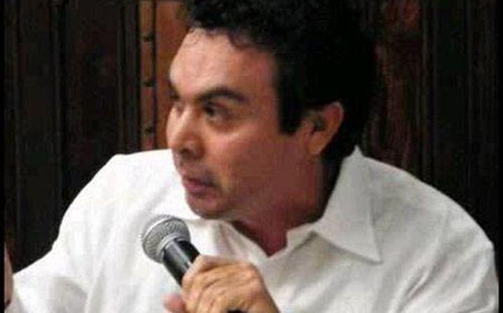 Ricardo Béjar fue director del Registro Civil en la administración de Ivonne Ortega. (Twitter)