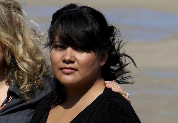 Aunque, según dijo su padre, Misty Upham sufría desorden bipolar y ansiedad, descartó que tuviera tendencias suicidas. (AP)