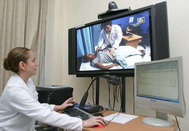 Con la telemedicina se evitan las barreras geográficas y económicas. (Milenio Novedades)