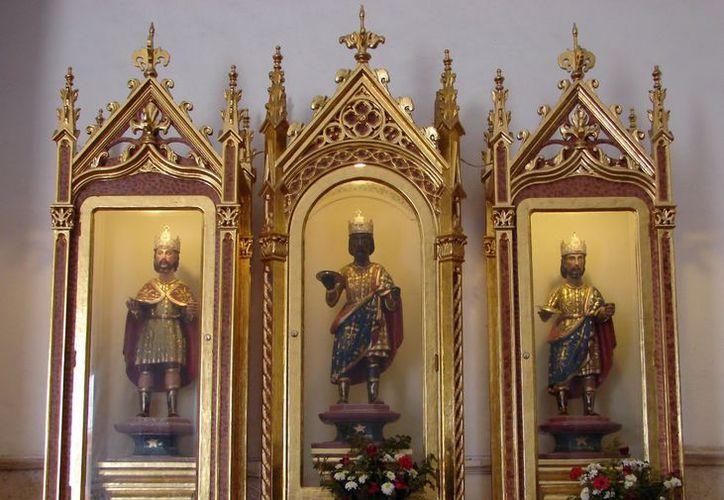 La festividad en honor a los Reyes Magos, en Tizimín, es una de las que recibe más visitantes. (Milenio Novedades)