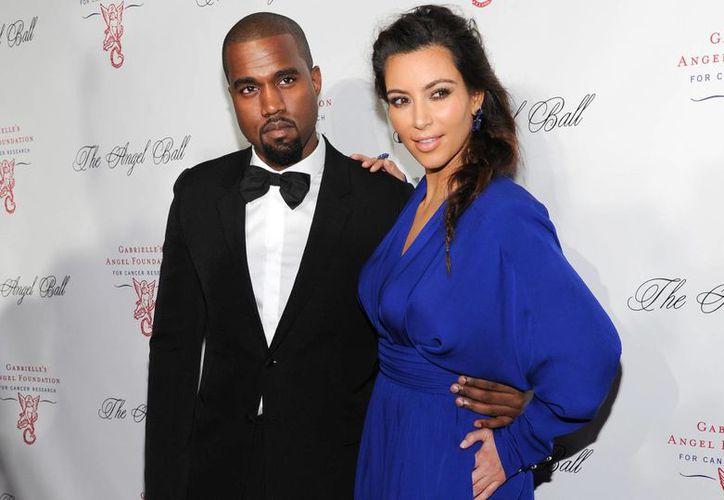 West y Kardashian buscan una compensación por daños no especificada de Hurley y su empresa, Avos Systems Inc. (Agencias)