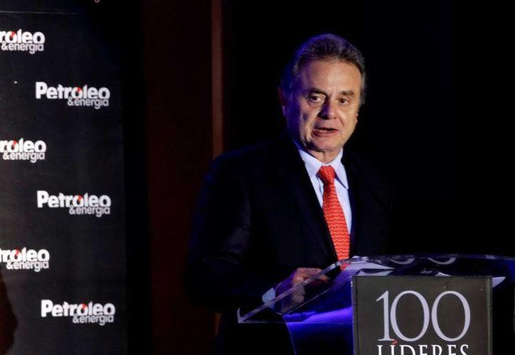 De acuerdo con la Sener, Pedro Joaquín Coldwell (foto) y su familia han participado en el negocios de las gasolinas desde 1960. (Archivo/NTX)