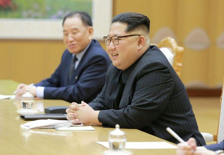 Kim Jong-un, presidente de Corea del Norte, no tiene muy buenas relaciones con el gobierno de Pekín. (Reuters)