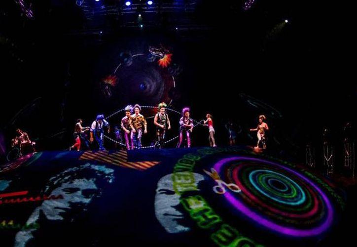 Sep7imo día- No descansaré: Cirque du Soleil, se presentará en varias ciudades de México. (Foto: Internet)