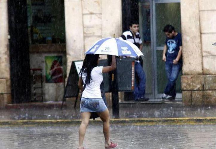 Se pronostica descenso en las temperaturas máximas, con valores entre 28 y 32 grados Celsius en Yucatán. (SIPSE)