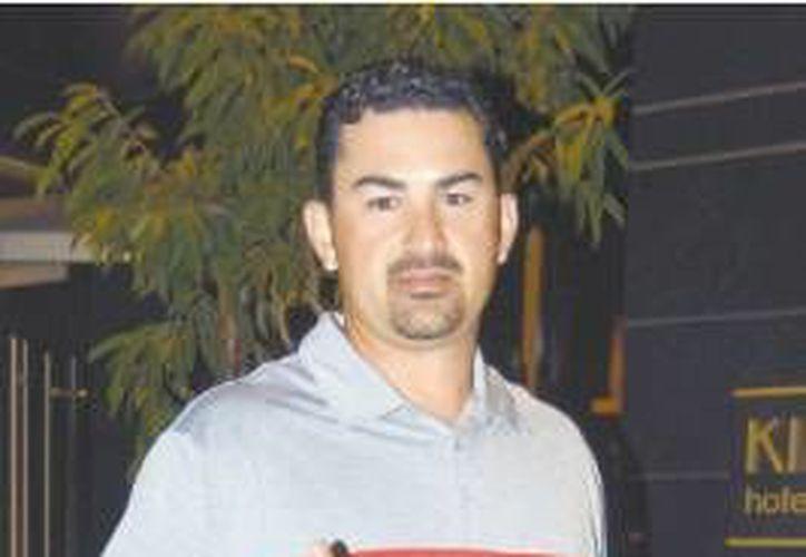 Adrián González, jugador de los Dodgers. (Agencias)