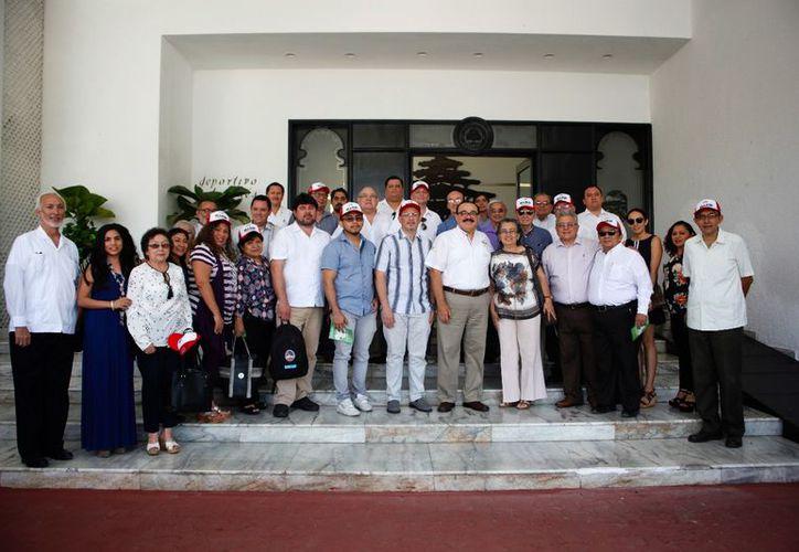 Ramírez Marín será un gran aliado en el Senado, afirman representantes del gremio médico en Yucatán. (Milenio Novedades)