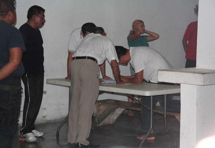 Los implicados fueron notificados del auto de formal prisión la noche del miércoles. (Julián Miranda/SIPSE)