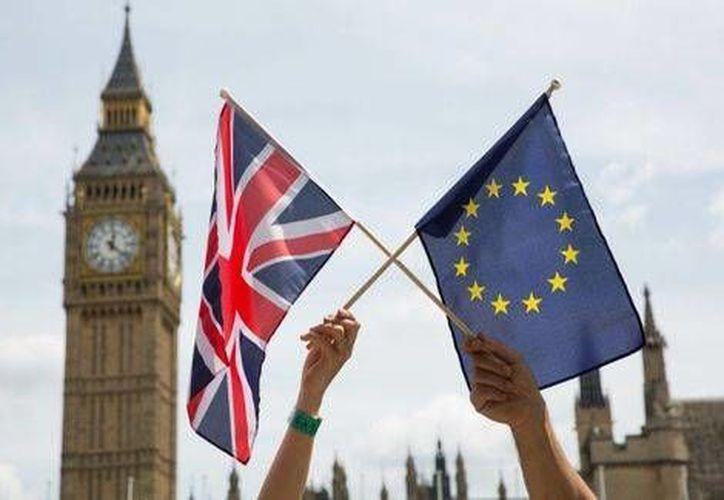 La película contará la historia del empresario que donó dinero para la campaña a favor de la salida del Reino Unido de la Unión Europea.(Archivo/AP)