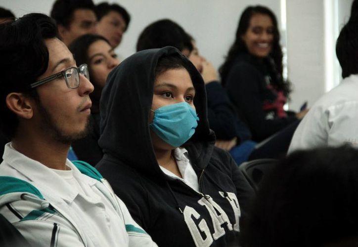 Las infecciones respiratorias agudas registraron un incremento de hasta el 20 por ciento en los primeros días del 2017. (Archivo/ Milenio Novedades)