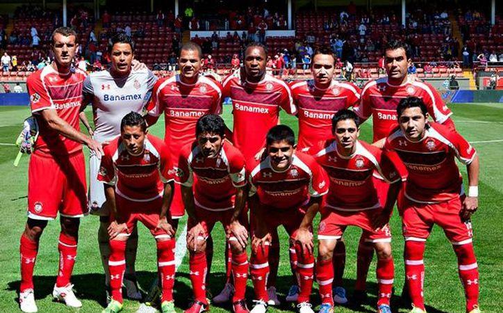 El Toluca es líder momentáneo del Clausura 2017. (MedioTiempo).