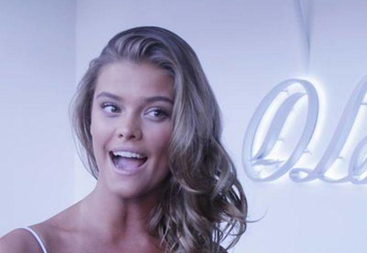 La modelo danesa, Nina Agdal, tiene un contrato con la prestigiada agencia de modelos, Elite Model Management. (Gilda Piña/SIPSE)