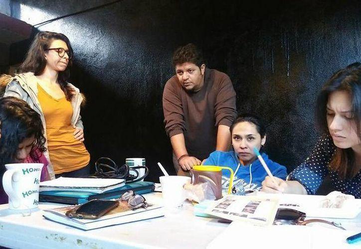 El dramaturgo y realizador teatral Saúl Enríquez, se encuentra en la ciudad de Xalapa, Veracruz . (Redacción/ SIPSE)
