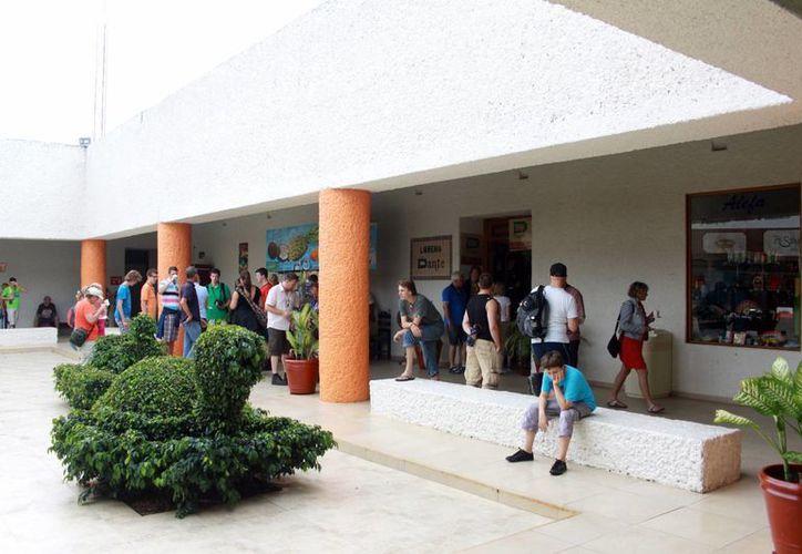 La zona arqueológica yucateca más visitada por turistas es Chichén Itzá, seguido de Uxmal y Ek Balam. (SIPSE)
