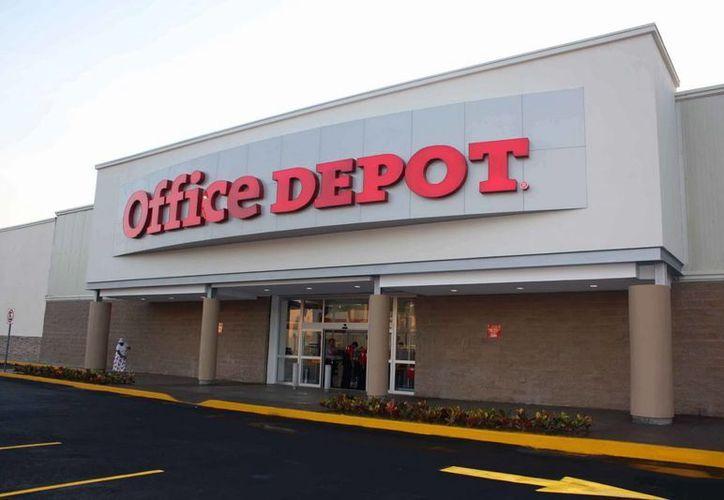 Gigante tendrá el control y la cobertura del territorio en latinoamérica, bajo la marca Office Depot. (Internet)