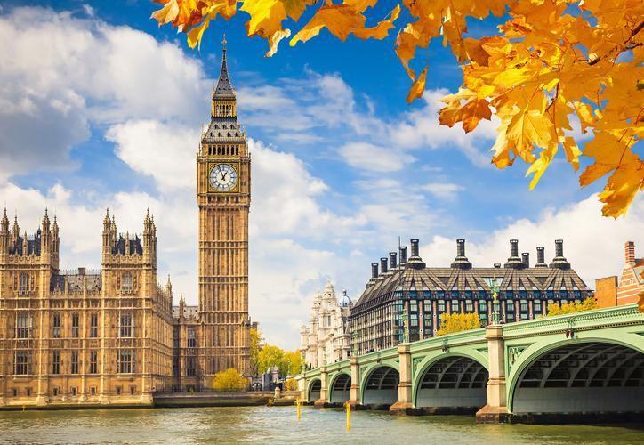 El Big Ben sonará también el Día de Año Nuevo para dar la bienvenida al 2018.  (Foto: Contexto/Internet)
