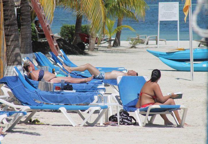 La parálisis económica podría afectado a turistas estadounidenses. (Israel Leal/SIPSE)