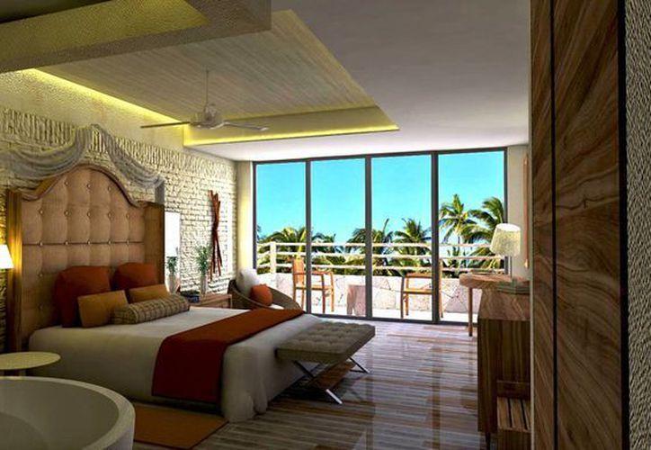 """El hotel cuenta con la """"Dreambed"""", es una cama en la que los huéspedes disfrutará la comodidad y elegancia al dormir. (Foto/Internet)"""