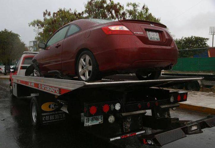 Para los automovilistas que queden varados, se dispondrán de grúas que los moverán a zonas más seguras. (Foto: Contexto)