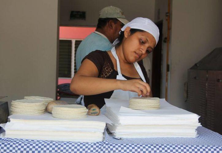 Durante este año ocho tortillerías han cerrado sus puestas en el municipio.  (María Mauricio/SIPSE)