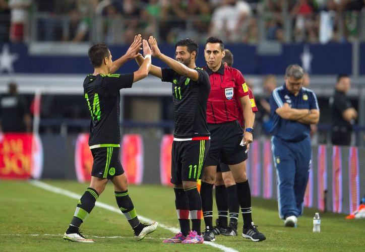 Juan Carlos Osorio dio a conocer la noticia. (Televisa)