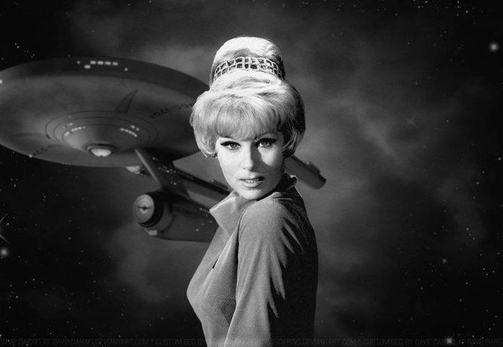 Grace Lee Whitney, quien actuó en la película 'Star Trek', falleció este viernes en California, a los 85 años de edad. (Foto: ww.dave-daring.deviantart.com)