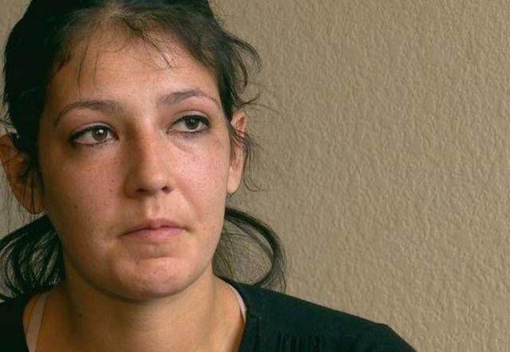 Marissa Holcomb recibió la oferta de volver a su anterior trabajo en el restaurante Popeyes. (khou.com)