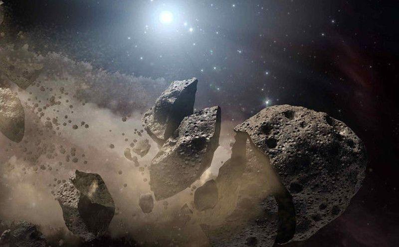 Este sábado un enorme asteroide se acercará a la Tierra