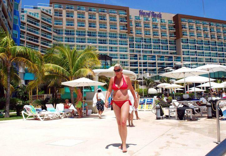 Hoy en día Hard Rock opera cuatro hoteles en la Ciudad de México, Cancún, Riviera Maya y Puerto Vallarta. (Tomás Álvarez/SIPSE)