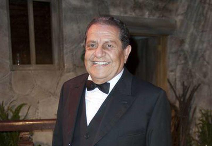 Se cierra el telón para el gran actor mexicano. (Internet)