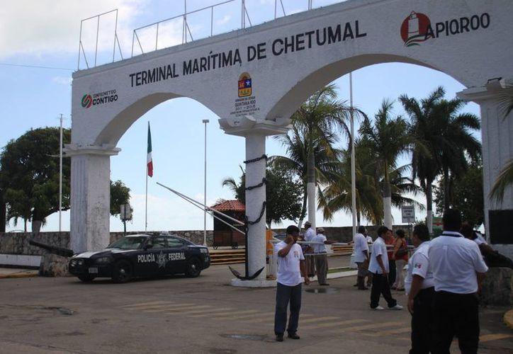 Durante el presente año se han registrado varios enfrentamientos verbales entre ambos grupos, el último de ellos el pasado 17 de enero. (Juan Palma/SIPSE)