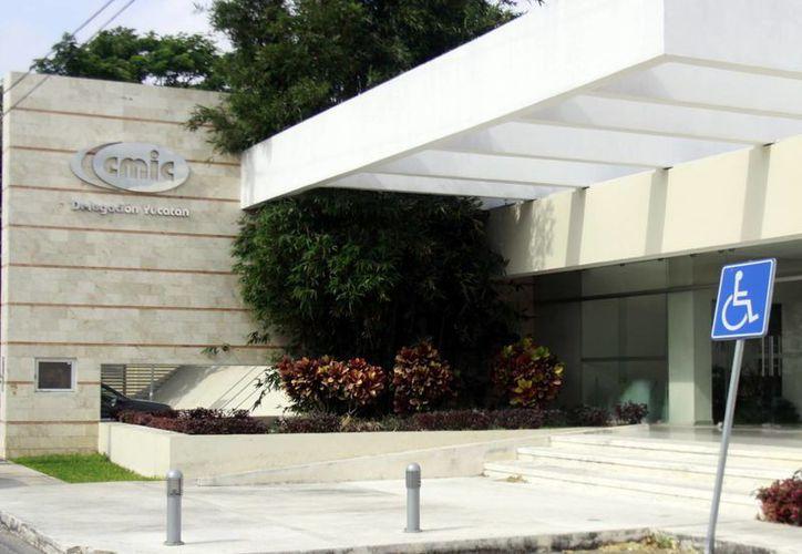 La CMIC cumple con su función mediadora con el Gobierno estatal. (Milenio Novedades)