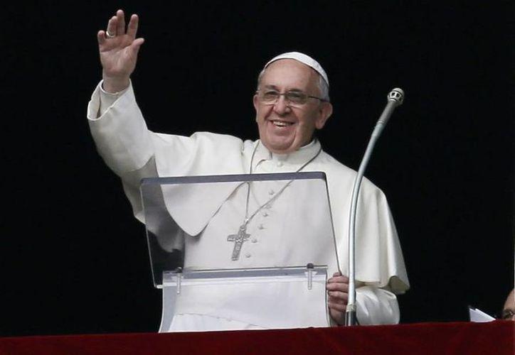 El Papa Francisco declaró que 'en mi vida he conocido a muchos marxistas buenas personas', por eso no se ofende cuando lo llaman así. (Agencias)