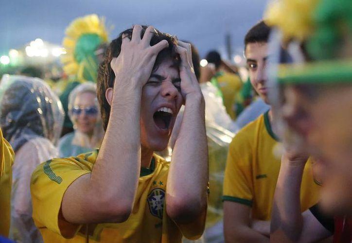 El Mundial que más ilusionó a Brasil, entregado al futbol, estará huérfano del anfitrión en la final del domingo en el Maracaná. (AP)