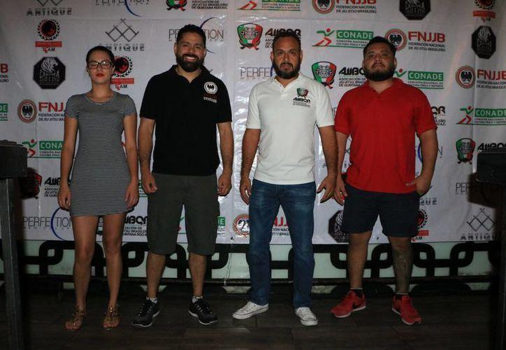 Los organizadores esperan una gran participación en el gimnasio Kuchil Baxal. (Raúl Caballero/SIPSE)