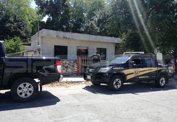 De forma extraoficial se informó de un presunto homicidio esta mañana en la colonia Dolores Otero. (SIPSE)