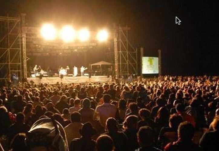 El Festival de Jazz de Riviera Maya se llevará a cabo del 27 al 29 de noviembre en Playa del Carmen. (Foto/Internet)