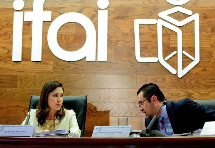 El IFAI indicó que la ciudadanía está en condiciones de exigir una rendición de cuentas oportuna. (Notimex)