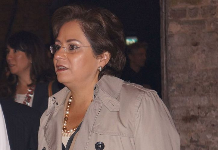 Los gastos de la SRE dirigida hoy por Patricia Espinosa subieron un 49.5% de 2006 a 2011. (Archivo Notimex)
