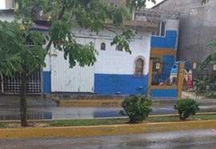 Esta medida se tomó para solucionar el problema de inundaciones en las calles. (Emilio Kiau/Facebook)