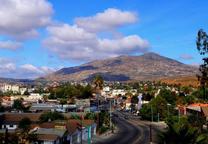 El 'Cuchumá' corona el paisaje del Pueblo Mágico de Tecate, uno de los 83 de todo México. (tecateinformativo.com)