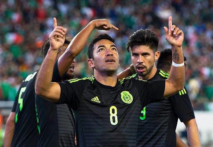 La Selección Mexicana venció en su penúltimo duelo antes de debutar en el hexagonal final de la Concacaf, 2-1 a Nueva Zelanda. (Mexsport)