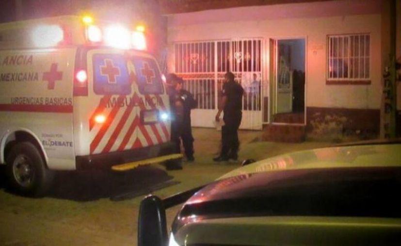 Imagen de la vivienda donde ocurrió el incidente en el que una mujer mató por error a su hijo. (elcinco.mx)