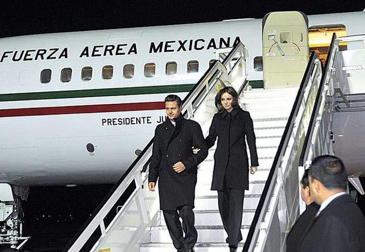 Esta es la primera ocasión que el presidente Enrique Peña Nieto realiza una visita de Estado a Colombia. (Archivo/ Excelsior)