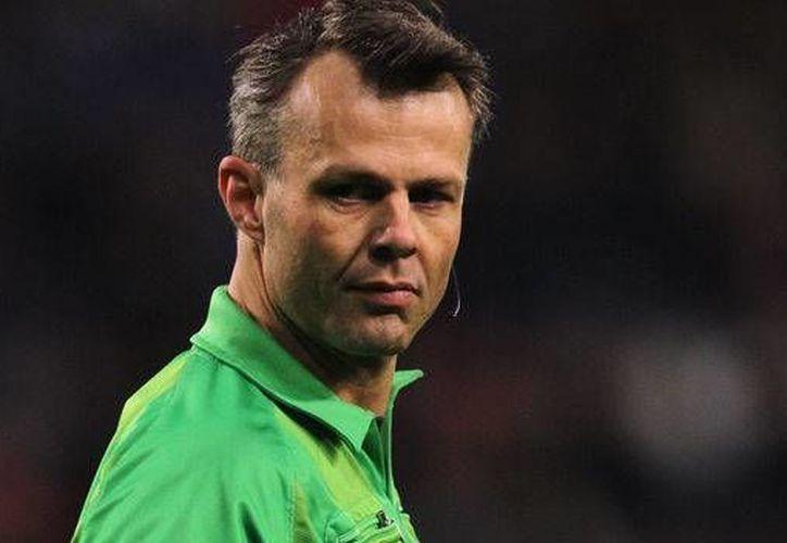El holandés Bjorn Kuipers dirigirá la final este domingo en el Maracaná. (teinteresa.es)