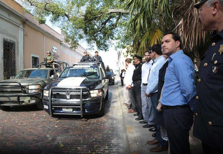 La Policía Municipal de Mérida recibirá entrenamiento por parte de sus colegas de Miami, como parte de los trabajos entre estas ciudades hermanas. (Archivo/ Milenio Novedades)